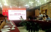 Ban Tuyên giáo Tỉnh ủy Quảng Ninh tổ chức hội nghị thông tin báo chí