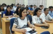 Quận Lê Chân: Tập huấn công tác thông tin đối ngoại