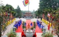 Chuẩn bị lễ hội mùa thu Côn Sơn - Kiếp Bạc