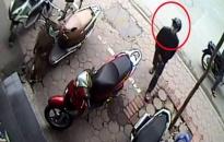 Bắt kẻ trộm xe