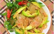 Gân bò chua cay trộn cóc xanh: Món ăn bạn không thể chối từ