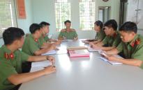 Công an quận Kiến An: Chủ động giải quyết vấn đề phát sinh ngay từ cơ sở
