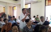 Lấy ý kiến cộng đồng dân cư về đồ án  điều chỉnh quy hoạch quận Lê Chân
