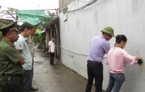 Về kiến nghị của 7 hộ dân tại phường Đông Hải 1: Quận Hải An khẳng định đã thực hiện đúng trình tự, thủ tục kiểm kê bắt buộc