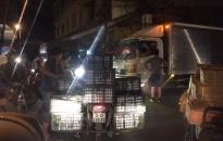 Từng bước chấm dứt hoạt động chợ đêm Tam Bạc