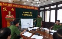 Triển khai diễn tập PCCC tại Công ty TNHH LG Electronic Việt Nam Hải Phòng