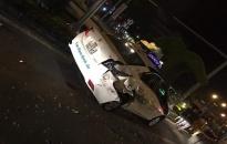 Vụ va chạm xe container với 2 taxi trên đường Lê Hồng Phong: Không có thiệt hại về người