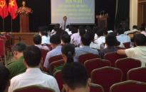 Quận Hồng Bàng: Phấn đấu vượt 12/12 chỉ tiêu đề ra