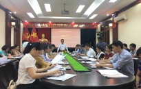 """Quận ủy Hồng Bàng: Tọa đàm phương thức thực hiện mô hình """"dân vận khéo"""""""