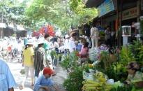 Quận Hồng Bàng: Chưa có chủ trương chấm dứt hoạt động chợ Trần Quang Khải