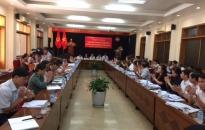 """Ủy ban MTTQ Việt Nam quận Hồng Bàng: Tọa đàm nâng cao hiệu quả mô hình xây dựng tuyến phố """"Tự quản, văn minh"""""""