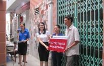 Khánh thành nhà tình nghĩa tặng hộ nghèo tại phường Thượng Lý