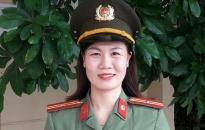 Nữ đội phó năng động, trách nhiệm trong công việc