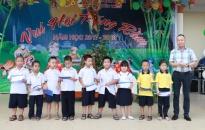 Ngân hàng SCB chi nhánh Hồng Bàng:  Trao 90 suất học bổng cho học sinh nghèo