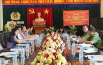 Quận Dương Kinh: Tọa đàm về giải pháp nâng cao chất lượng công tác thi hành án treo, cải tạo không giam giữ