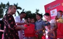 Vui Tết Trung thu tại Bệnh viện Trẻ em Hải Phòng