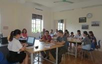 Khảo sát trình độ ngôn ngữ Anh-Pháp 190 học sinh trường THTP chuyên Trần Phú