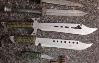 Hiệu quả trong công tác thu hồi vũ khí, vật liệu nổ
