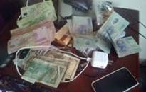 Bắt đối tượng trộm cắp tài sản của khách nước ngoài