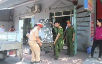Di chuyển 7 hộ dân khỏi vùng nguy cơ sạt lở