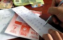 CAQ Hồng Bàng bắt 21 vụ cờ bạc, số đề