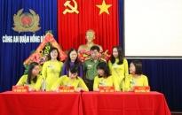 """Hội Phụ nữ CAQ Hồng Bàng Triển khai """"Nét đẹp phụ nữ CAHP"""""""