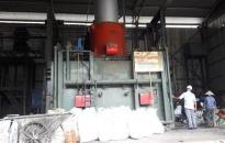 Về phản ánh nhà máy xử lý rác thải gây ô nhiễm