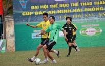 Giải bóng đá Đại hội TDTT thành phố lần thứ VIII, Cúp Báo An ninh Hải Phòng - Nhựa Tiền Phong lần thứ 16: Vòng tứ kết hứa hẹn nhiều trận cầu hấp dẫn