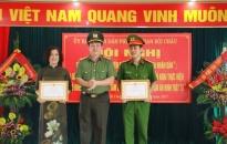 """Phường Phan Bội Châu (Hồng Bàng): Ra mắt mô hình """"Hoàn lương, yên tâm lao động, tham gia giữ gìn ANTT"""""""