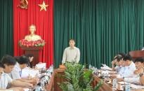 Quận ủy Dương Kinh: Công tác xây dựng Đảng, chính quyền được triển khai toàn diện