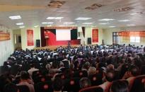 Quận ủy Hồng Bàng: Ngăn chặn, đẩy lùi sự suy thoái trong nội bộ