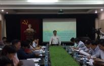 """Lấy ý kiến tham gia dự thảo đề án """"Điều chỉnh địa giới hành chính huyện An Dương để mở rộng quận Hồng Bàng"""""""