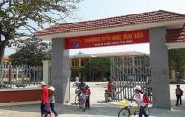 Trường Tiểu học Tân Dân phải trả hơn 730 triệu đồng lạm thu trước ngày 15-11