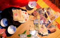 Khối Công an phường, quận Lê Chân Bắt 64 vụ cờ bạc, số đề