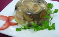 Thịt đông - Món ăn truyền thống của người Việt