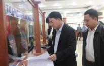 Công tác CCHC tại Kiến An có nhiều chuyển biến tích cực