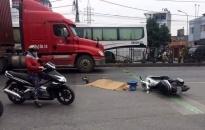 Vụ tai nạn giao thông nghiêm trọng tại ngã 3 Hoàng Minh Thảo – Nguyễn Văn Linh