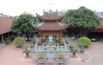 Danh lam cổ tự làng Đông Khê xưa