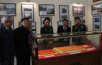 """Phòng trưng bày """"45 năm chiến thắng Điện Biên Phủ trên không"""": Âm vang còn mãi"""