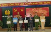 Huyện An Lão mở đợt cao điểm thu hồi VK-VLN-CCHT