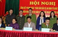 Công an phường Kênh Dương, Lê Chân Đấu tranh ngăn chặn hiệu quả nạn trộm đêm
