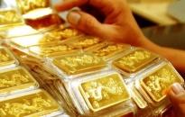 5.671 lượng vàng được giao dịch trong tháng 12