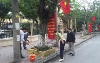 Phường Minh Khai (Hồng Bàng): Đẩy mạnh công tác chỉnh trang đô thị đón Xuân
