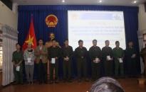 Quận Lê Chân: Làm tốt công tác tuyển chọn và gọi công dân nhập ngũ