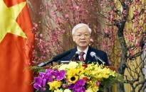 Toàn văn thư chúc tết của Tổng bí thư Nguyễn Phú Trọng