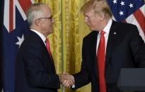 Australia không loại trừ khả năng tham gia tuần tra ở Biển Đông
