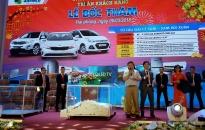 Samnec bốc thăm trúng thưởng: 5 khách hàng may mắn trúng 5 xe ô tô