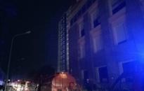 Cháy chung cư Carina: Nhiều nạn nhân chết do ngạt khói