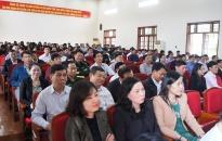 Huyện ủy An Lão: Hội nghị học tập chuyên đề năm 2018