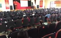 MTTQ Việt Nam quận Hồng Bàng tập huấn công tác mặt trận